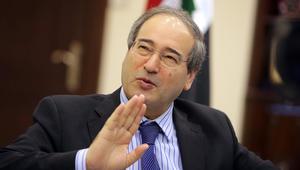 نائب وزير خارجية سوريا يعلق على الأزمة الخليجية والعلاقات القطرية الإيرانية