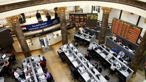 البورصة المصرية تكتسي باللون الأحمر وخسائر بـ12 مليار جنيه