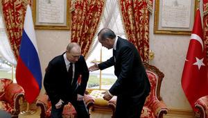 الرئاسة الروسية: لن نرد على رسالة أردوغان