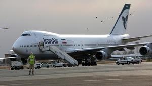 مجلس النواب الأمريكي يقر منع بيع طائرات لإيران
