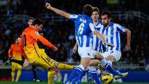 برشلونة يسعى لكسر عقدة سوسيداد.. وريال مدريد وأتلتيكو في مواجهة إيبار وإسبانيول