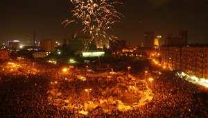 """البرادعي في الذكرى الخامسة: ثقوا أن الثورة ستنتصر.. وباسم يوسف للإخوان: أنتم السبب يا """"بتوع بانديتا"""""""
