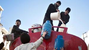 UN: قصف الجمعة قطع الماء عن 1.5 مليون شخص بحلب