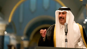 رئيس وزراء قطر السابق: وجود الأجنبي ببلدي ليس لدرء خطر البعيد