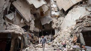 """المرصد: مقتل 47 في الاشتباكات بين داعش والفصائل الإسلامية بمحيط مدينة """"مارع"""""""