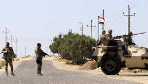 """بيان القوات المسلحة المصرية: مقتل 100 """"إرهابي"""".. و17 عسكريا في سيناء (النص الكامل)"""