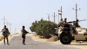 مصر: مقتل مجندين وجرح 16 بتفجير عبوة ناسفة بالعريش