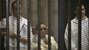 """مصر: النقض ترفض طعن مبارك ونجليه بقضية """"القصور الرئاسية"""".. ومحام لـCNN: الحكم أصبح واجب النفاذ"""