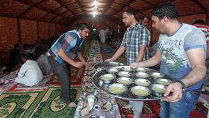 مائدة الرحمن في بغداد