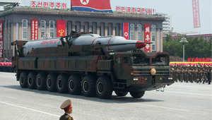 """كوريا الشمالية تهدد باستخدام السلاح النووي ضد أمريكا و""""القوى المعادية"""""""