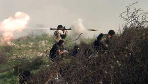 المرصد: الفصائل المقاتلة السورية تمشط اللواء 52 قرب الحدود الأردنية بعد السيطرة عليه بشكل كامل