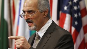 الجعفري: السعودية وقطر وتركيا دعموا جرائم حلب.. وغارات تحالف أمريكا قتلت عشرات الأطفال بسوريا