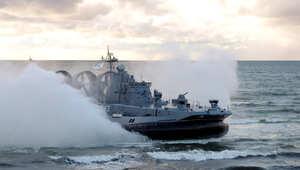 وزارة الدفاع الروسية: تفادي تصادم وشيك بين دورية بحرية روسية وقارب تركي ببحر ايجه