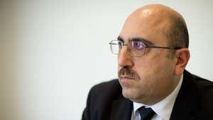 رامي عبدالرحمن مدير المرصد السوري لحقوق الإنسان