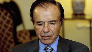 """كارلوس منعم يتهم حزب الله بـ""""قتل"""" ابنه و""""تنفيذ"""" هجمات إرهابية في الأرجنتين ضد إسرائيل"""