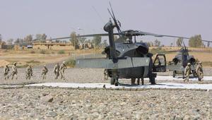 أمريكا: داعش لم يستخدم سلاحا كيماويا بهجوم قاعدة القيارة