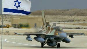 """إسرائيل تشن غارات على موقعين لـ""""تصنيع وسائل قتالية"""" لحماس بغزة ردا على إطلاق قذائف"""