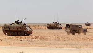 الجيش الأردني يعلن المناطق الحدودية الشمالية مناطق عسكرية مغلقة.. ويكشف: السيارة المفخخة انطلقت من مخيم اللاجئين السوريين