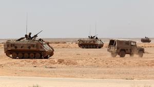 """""""داعش"""" يتبنى هجوم """"الرقبان"""" الذي استهدف قاعدة عسكرية في الأردن قبل أيام"""