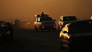 تقرير: داعش يحتجز 3000 نازح بطريقهم إلى كركوك شمال العراق
