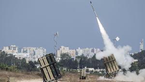 إسرائيل: القبة الحديدية تعترض قذائف من سوريا
