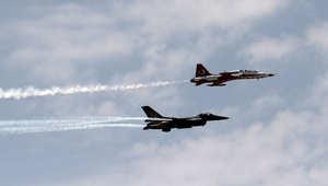 مسؤول بالبنتاغون لـCNN: التقارير الأولية تظهر أن تركيا أسقطت طائرة استطلاع روسية دخلت مجالها الجوي.. موسكو تنفي: طائراتنا عادت جميعها بسلام