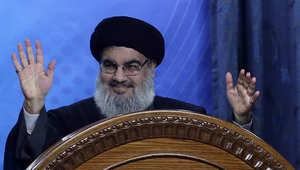"""نصرالله: إسرائيل ما زالت قوية.. لو أتينا بمن ينفذ العمليات بالعراق وسوريا وأفغانستان إلى """"فلسطين"""" لزالت إسرائيل"""