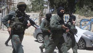 إسرائيل: مقتل فلسطينيين بتبادل لإطلاق النار مع قوة أمنية قرب جنين