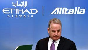"""شركة طيران """"أليطاليا"""" ترفض إعادة الهيكلة بسبب الخسائر.. وشريكتها طيران """"الاتحاد"""": خسارة لجميع الأطراف"""