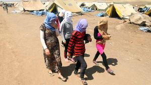 المرصد: داعش ينقل الأيزيديات من الموصل إلى الرقة