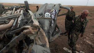 """مسؤولون أمريكيون لـCNN: """"داعش"""" لا يزال قوياً بعد عام من الغارات الجوية"""