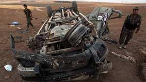 """مسؤول أمريكي لـCNN: تقديرات بمقتل أكثر من 26 ألف """"داعشي"""" في سوريا والعراق نتيجة غارات التحالف الدولي"""