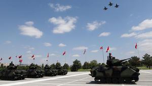 """بعد بدء عمليات """"غصن الزيتون"""".. تقرير: إطلاق صواريخ من سوريا صوب مدينة تركية"""