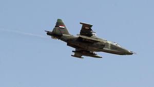 العراق يشن غارات ضد داعش داخل سوريا