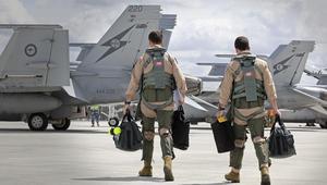"""بعد تهديد روسيا.. أستراليا تعلق ضرباتها الجوية في سوريا كإجراء """"وقائي"""""""