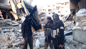 روسيا تعلن إصابة الجولاني زعيم جبهة النصرة بغارة