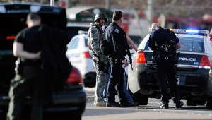 أمريكا.. استسلام مسلح بعد اقتحامه وتحصنه داخل مقر للشرطة في كولورادو