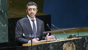 """الإمارات ترد عبر رسالة مشتركة مع 10 دول على """"ادعاءات"""" إيران.. وقرقاش: موقف عربي موحد"""