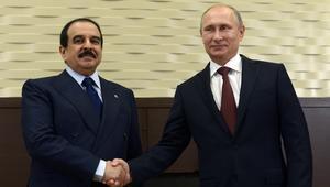 ملك البحرين يبحث أزمة قطر مع بوتين ويؤكد: يجب على الدوحة تصحيح مسار سياستها