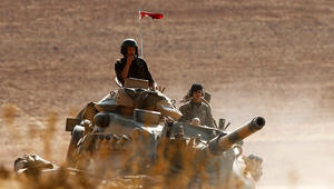 """الجيش التركي: تحييد 1614 إرهابيا للآن بـ""""غصن الزيتون"""""""