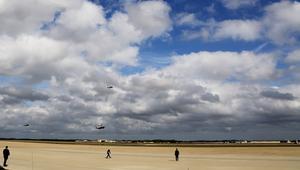 بعد تقارير عن حادث.. قاعدة أندروز الأمريكية توضح: إساءة تواصل حول تدريب التعامل مع عملية إطلاق نار