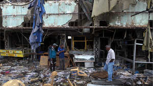 """العراق.. 120 قتيلاً بتفجير """"خان بني سعد"""" وديمبسي في بغداد"""