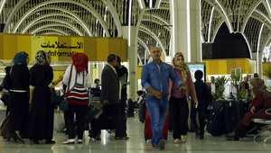 العراق.. تعليق الرحلات الجوية بين بغداد وإربيل والسليمانية لـ48 ساعة
