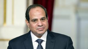 """السيسي: """"الهجوم الآثم"""" على الكاتدرائية فصل من حرب شعب مصر ضد الإرهاب"""