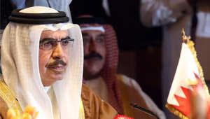 وزير الداخلية البحريني راشد بن عبدالله آل خليفة