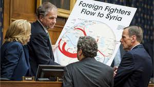 أرشيف - مشرعون أمريكيون يناقشون تدفق المقاتلين الأجانب إلى سوريا، 2 ديسمبر/ كانون الأول 2014