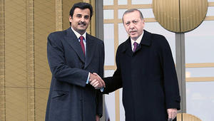 أردوغان: لم أشهد دعم قطر للإرهاب حتى يومنا هذا