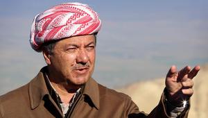 بارزاني: هناك خطة في بغداد لزعزعة الأوضاع بإقليم كردستان