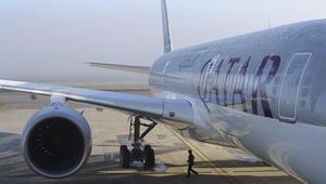 """الطيران المدني بالسعودية ينفي استخدام """"القطرية"""" لأجواء دول المقاطعة"""