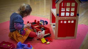 رياض الأطفال هدية من ألمانيا إلى أمهات العالم